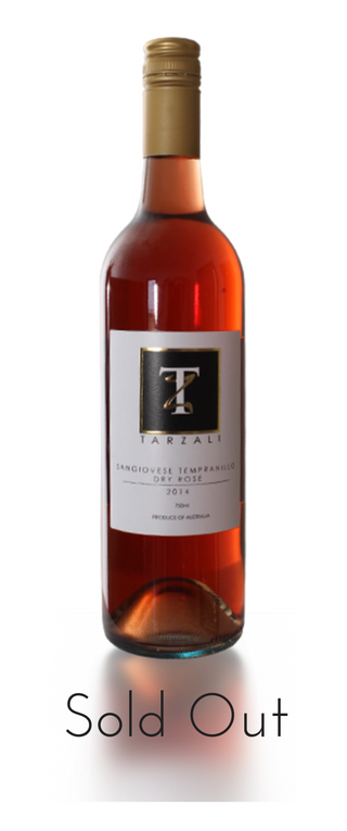 2014 Sangiovese Tempranillo Dry Rose